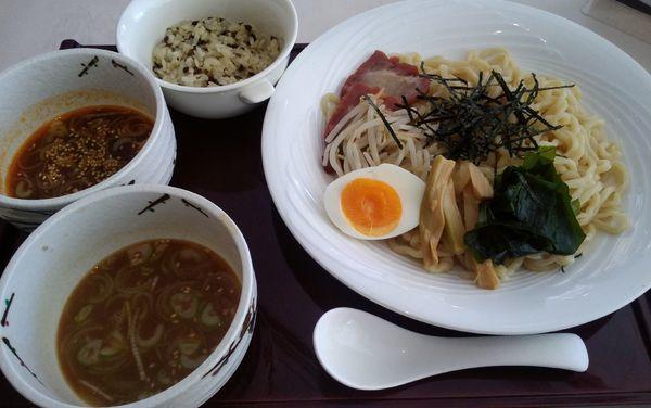 「桃桃林特製『つけ麺』」@桃桃林の写真