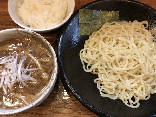 「限定:牛すじつけ麺900円」@宮崎とんこつラーメン 神楽の写真