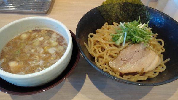 「つけ麺 750円」@麺処つむじの写真