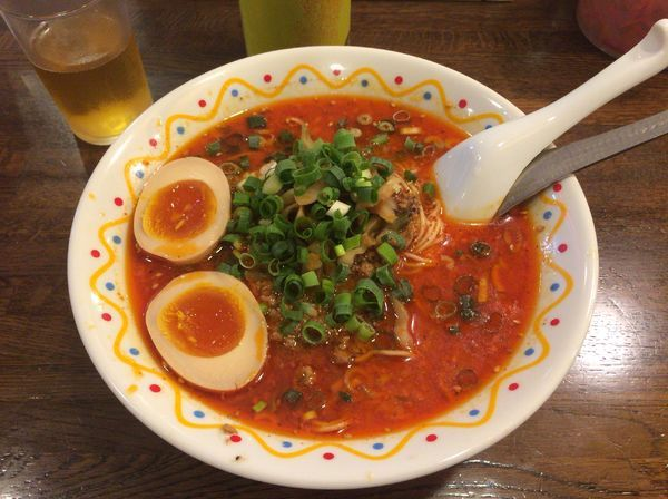 「ハイカラ麺(4倍)」@横濱ハイハイ樓 新横浜店の写真
