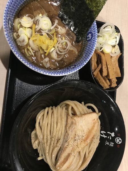 「魚介つけ麺小」@麺屋 たけ井 R1号店の写真