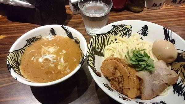 「濃厚つけ麺」@麺屋武蔵 鷹虎の写真