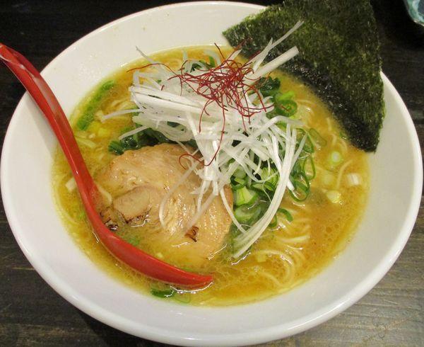 「ラーメン 780円 ※サービス大盛り」@東京らーめん倶楽部 鶏と麺との写真