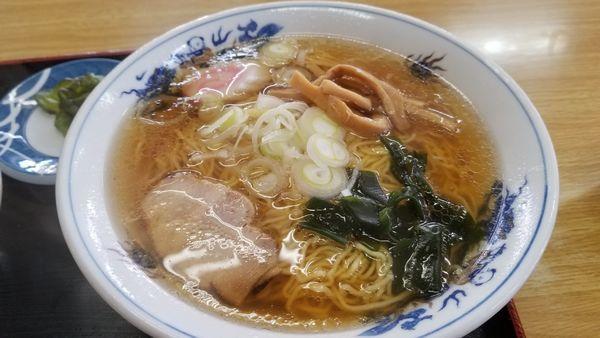 「ラーメン」@さくら食堂の写真
