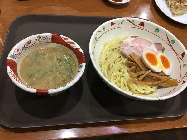 「つけ麺並850」@天下一品 東舞鶴店の写真