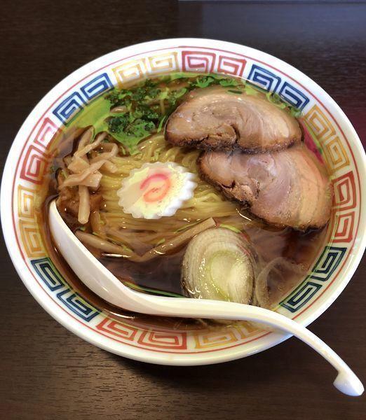 「昭和のラーメン ¥700」@拉麺 時代遅れの写真