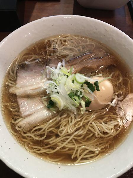 「支那そば」@中華麺酒家 彩華の写真