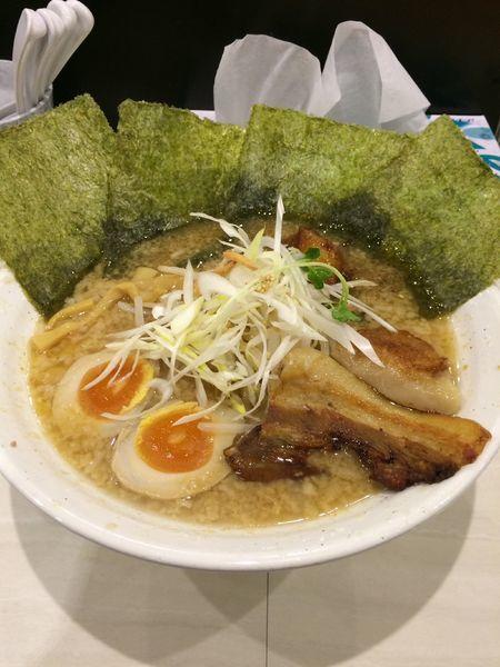 「極 横綱味噌 大盛り」@東京とんこつ ましこ亭 本店の写真