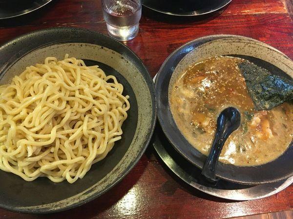 「つけ麺」@俺の麺 豚と鳥の写真