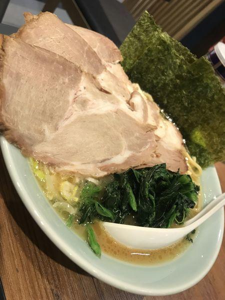 「大判チューシューメン」@麺家 千晃 新横浜店の写真
