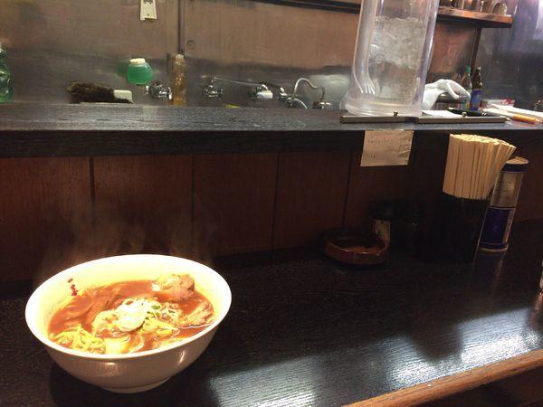 「チャーシューメン 680円」@一喜 片町店の写真