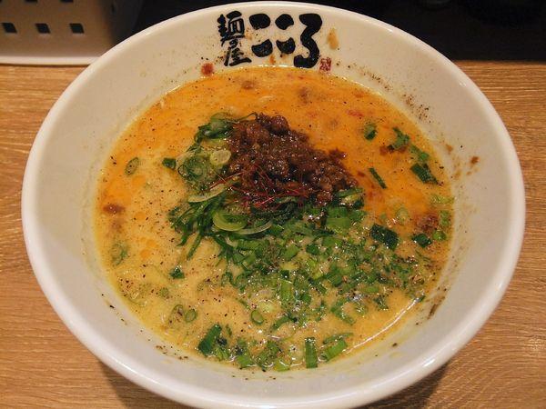 「味噌担々麺(880円)」@麺屋こころ 御茶ノ水店の写真