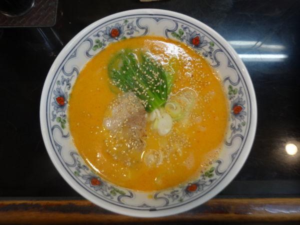 「担々麺」@鴨町らーめんの写真