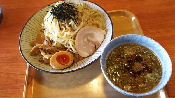 「つけ麺(醤油)」@東京とんこつ とんとら 北本店の写真
