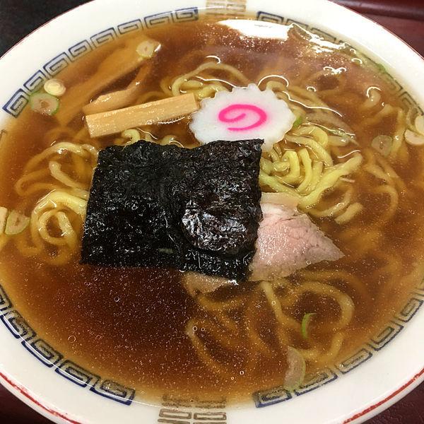 「ラーメン 380円」@中華料理 来々軒の写真