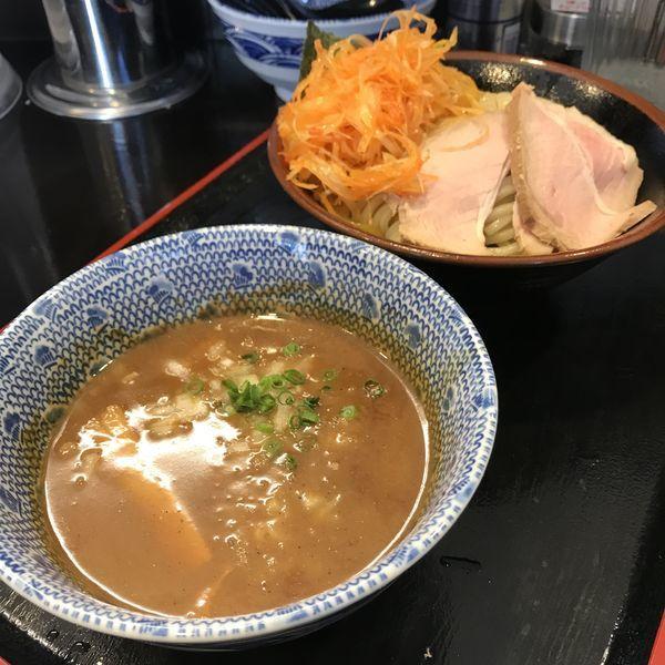 「辛ネギ濃厚つけ麺(¥920)」@つけ麺 凌駕の写真