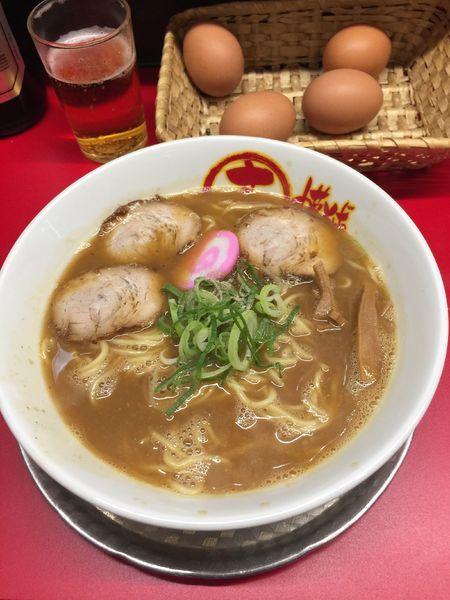 「中華そば」@丸高中華そば 神戸二宮店の写真