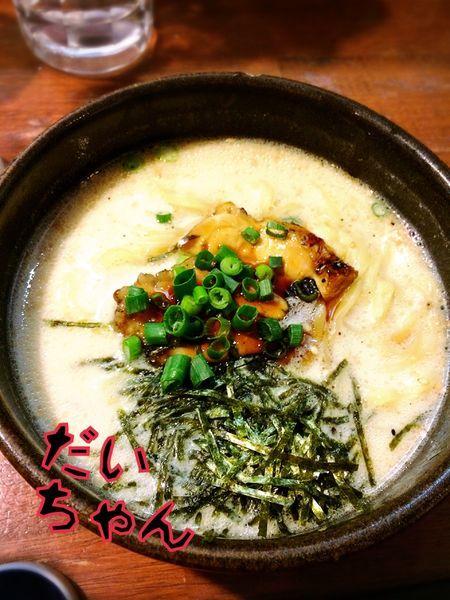 「鶏そば¥520」@やきとりだいちゃんの写真