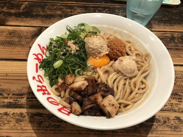 「ガッツ麺DX 300g 830円?」@日の出らーめん 四日市店の写真