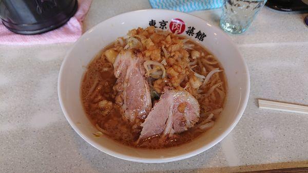 「ラーメン」@東京肉菜館の写真
