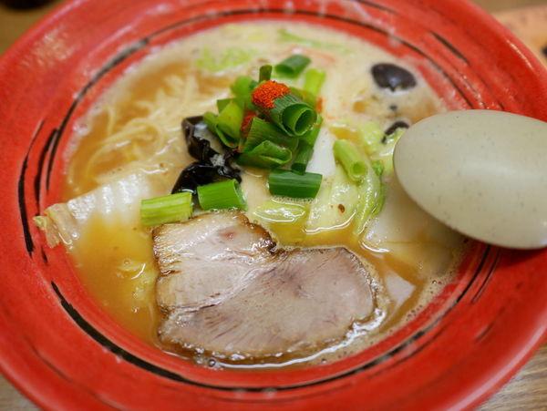 「鶏しば 味噌 麺硬め+味濃いめ」@麺匠あじゃりの写真