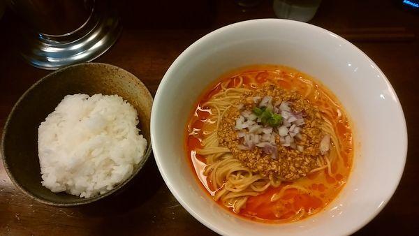 「『麻婆カレーまぜそば』」@麺屋 龍壽の写真