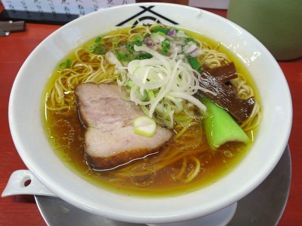 「鶏中華 800円」@BARRACK D.M竹末の写真