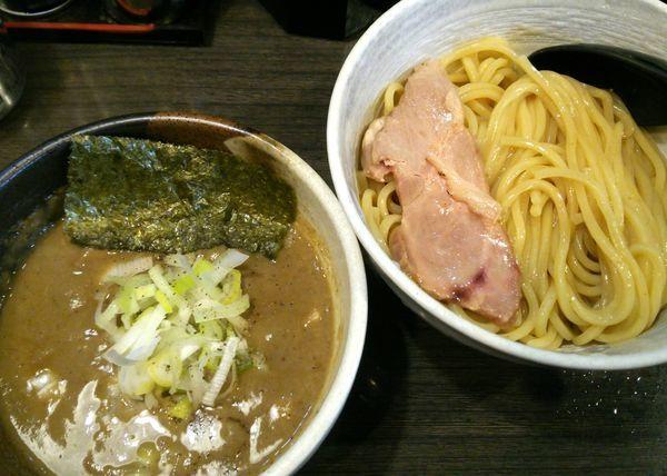 「塩つけ麺 並 850円」@つけ麺 陽の写真