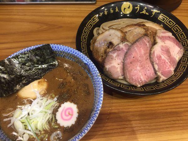 「つけ麺」@中華蕎麦うゑずの写真