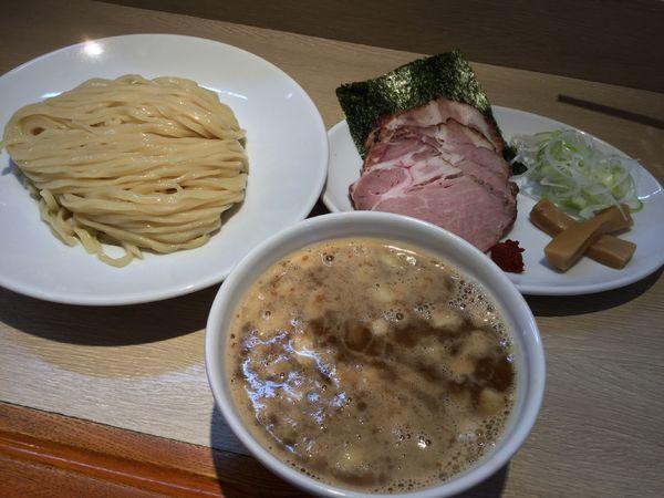 「昼夜各限定10食 チャーシューつけめん ¥1,120」@らぁ麺 蒼空の写真