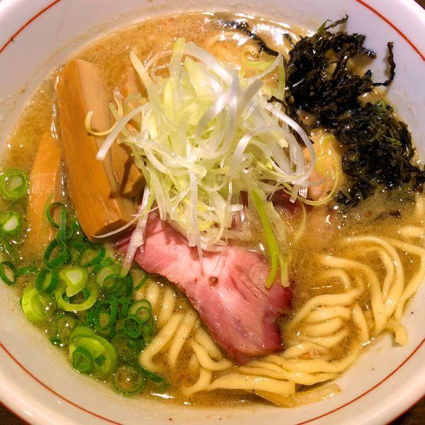 「味噌らぁ麺」@麺や 虎徹の写真