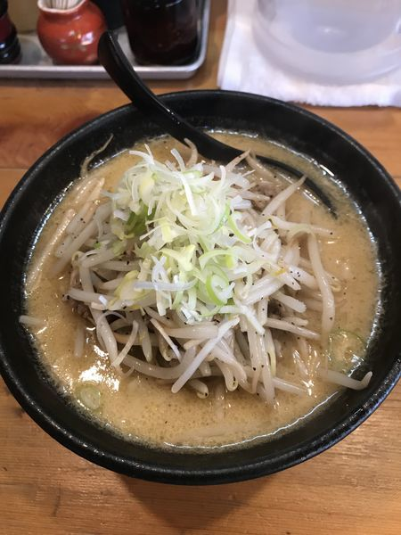 「味噌ラーメン並(¥800)」@大正麺業の写真