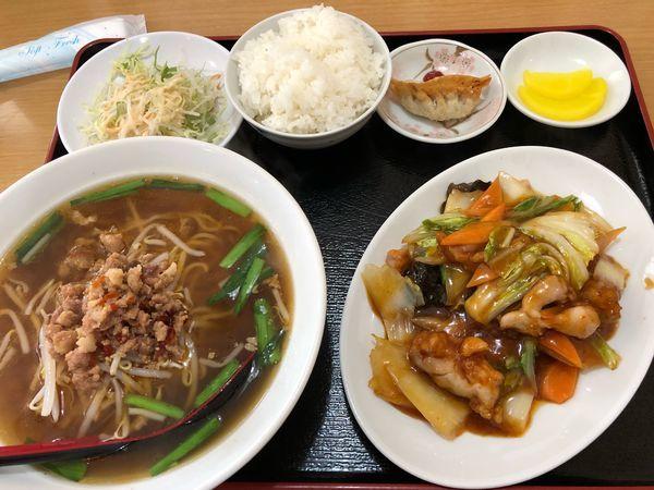 「台湾ラーメン他」@台湾料理 福賓楼の写真