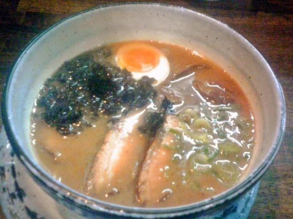 「魚介醤油ラーメン (930円)」@麺屋 一番亭の写真