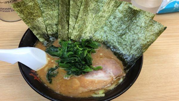 「のりラーメン¥620」@せい家 上板橋店の写真
