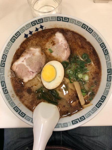 「桂花拉麺 720円」@桂花ラーメン 東口駅前店の写真