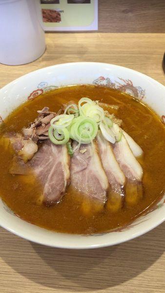 「味噌チャーシュー麺」@さっぽろ純連 札幌本店の写真