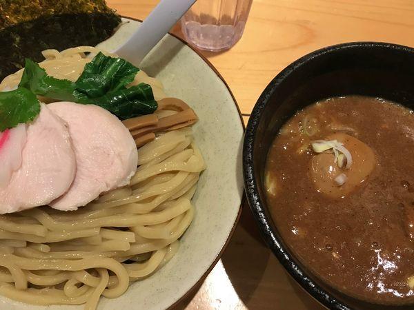 「濃厚つけ麺」@麺屋 薫風の写真