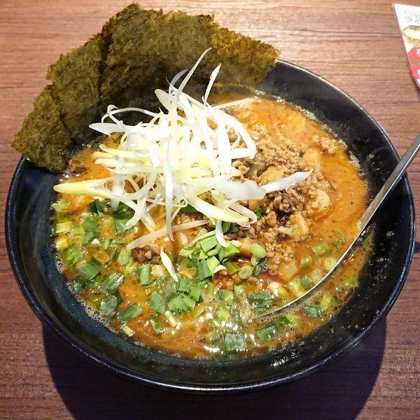「超山椒!  @800円」@らーめん 麺GO家の写真
