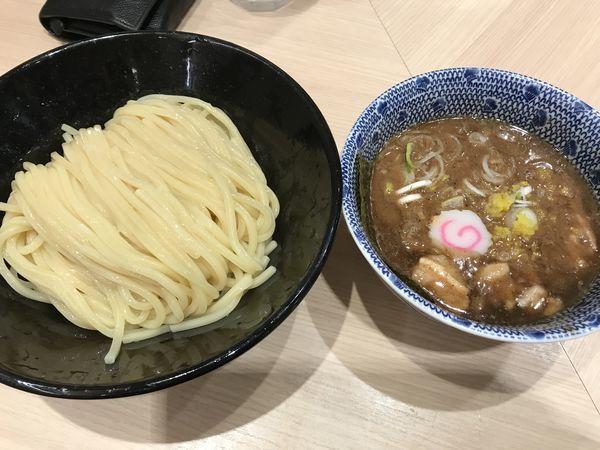 「つけめん」@頑者製麺所 エキア成増店の写真