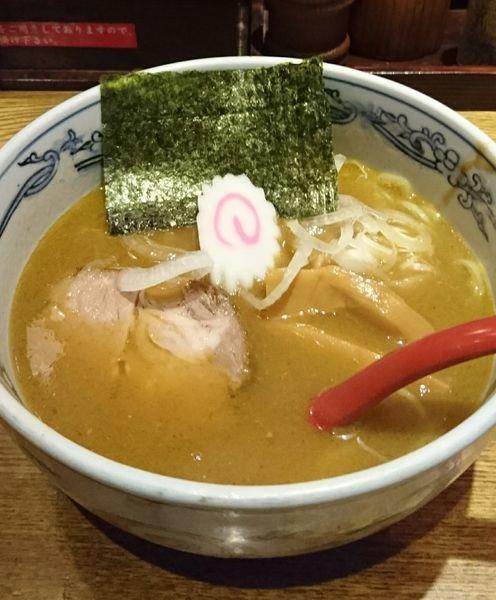 「六三六ラーメン」@麺や 六三六 名駅店の写真