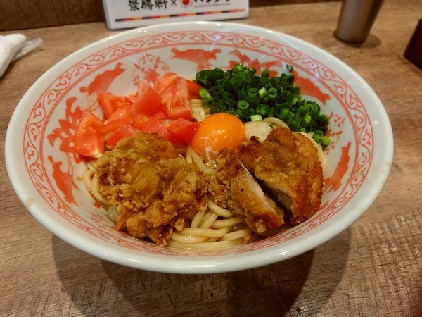 「塩ネギねぎ鶏そば(並盛・250g)850円」@バタチキ 高崎オーパ店の写真