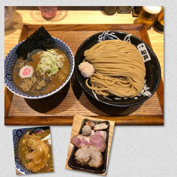 「つけめん (並) ¥900 +α」@中華蕎麦 とみ田の写真