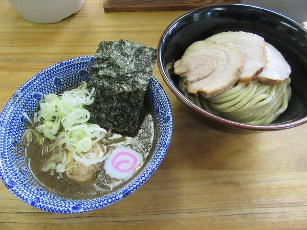 「特製つけ蕎麦(950円)」@中華蕎麦 サンジの写真