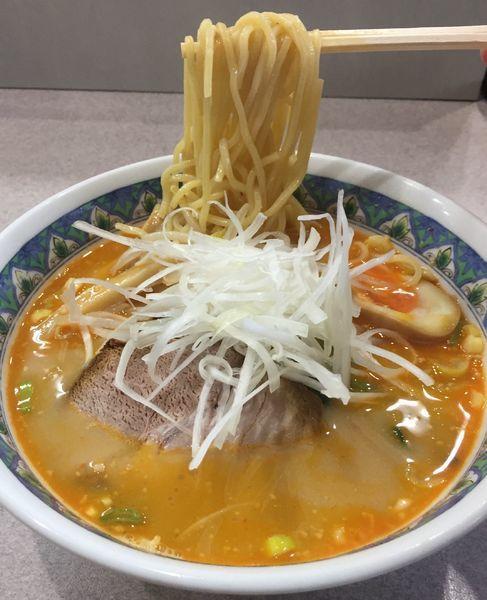 「みそらーめん800円」@らーめん 麺好の写真