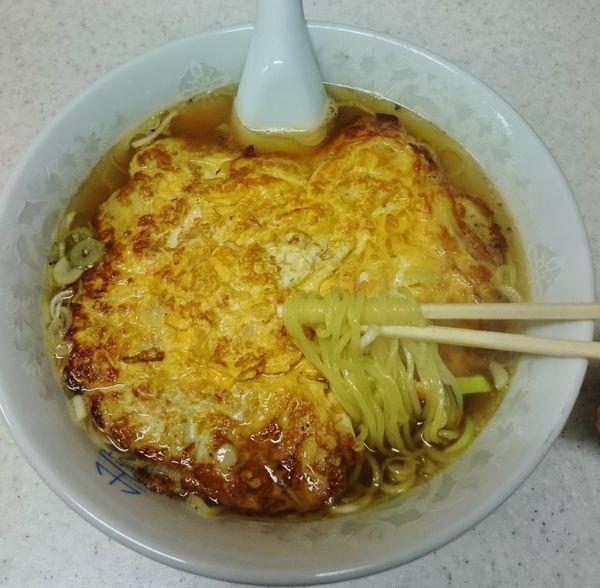「天津麺 700円」@生駒軒の写真