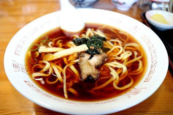 「ラーメン¥320」@永井食堂の写真
