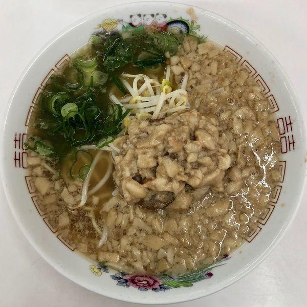 「中華そば (600円)」@寿栄広食堂の写真