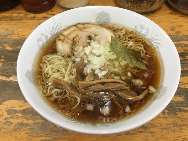 「ラーメン (クーポン380円)」@丸幸の写真