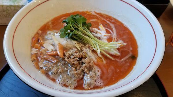 「担々麺」@麺や 阿吽の写真